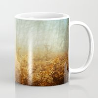 lost in translation Mugs featuring Lost by Olivia Joy StClaire