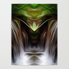 Fountain of Intention Poster