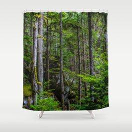 Squamish I Shower Curtain