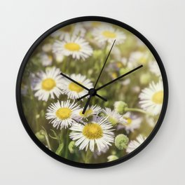 Light of Spring Wall Clock
