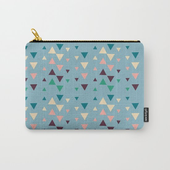 3 shades blue Carry-All Pouch