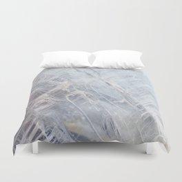 Linear Quartz Duvet Cover