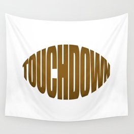 Touchdown Wall Tapestry