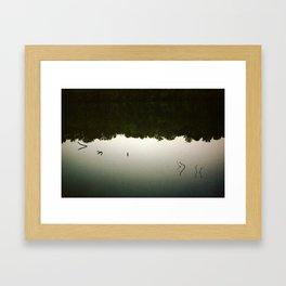 Skips Framed Art Print