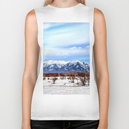 Sayan Mountains Biker Tank