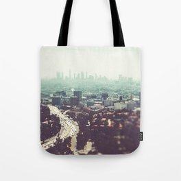 Los Angeles, beach,ocean, surf, downtown, Cali, SoCal, west coast Tote Bag