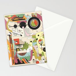 The Cozy Adventure Stationery Cards