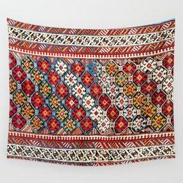 Dagestan Northeast Caucasus Rug Print Wall Tapestry