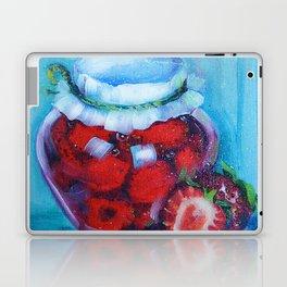 Jam jar Laptop & iPad Skin