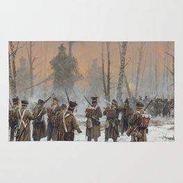 25 February 1831 Rug