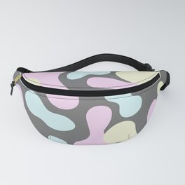 CANDY CAMOU Fanny Pack