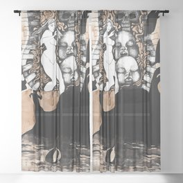 Temptation Sheer Curtain