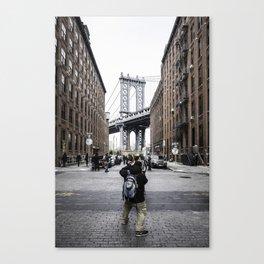 DUMBO Brooklyn Canvas Print