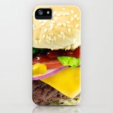 Cheeseburger iPhone (5, 5s) Slim Case