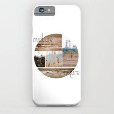 nurture|nature iPhone 6s Slim Case