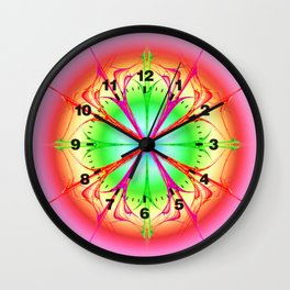 Moved clock Wall Clock
