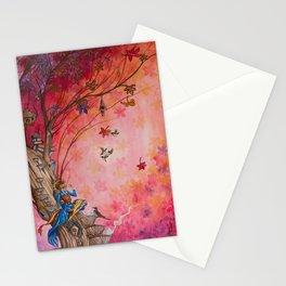The Bird Watcher Stationery Cards