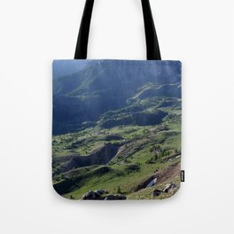 Green Haven Tote Bag