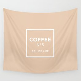 Iced Coffee No5 Wall Tapestry