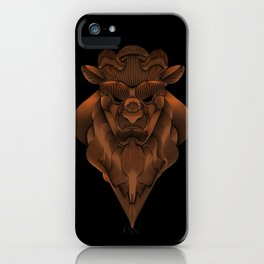 Beast iPhone Case