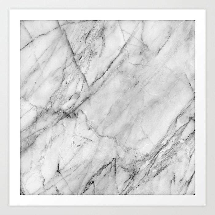 Marble Kunstdrucke