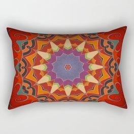 Temple Dreaming No.2 Rectangular Pillow