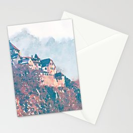 Castle 2 Stationery Cards