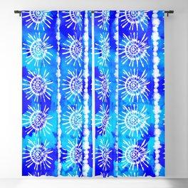 Beach Tie Dye Blackout Curtain