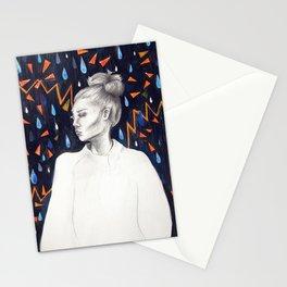 Angsty eyes Stationery Cards