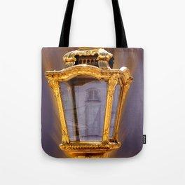Castle Nympfenburg Munich : The golden Lantern Tote Bag