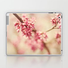 gifts of pink blossoms Laptop & iPad Skin