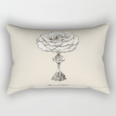 Blossoms of Civilizations Rectangular Pillow