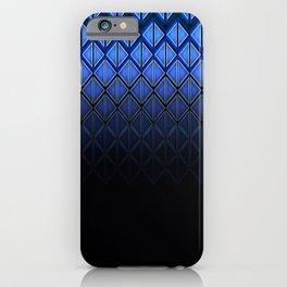 Future Scales blue iPhone Case