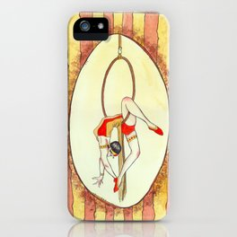 C is for Circus iPhone Case