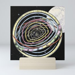 The time of the seasons and the constellations Mini Art Print