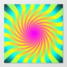 Energy Canvas Print