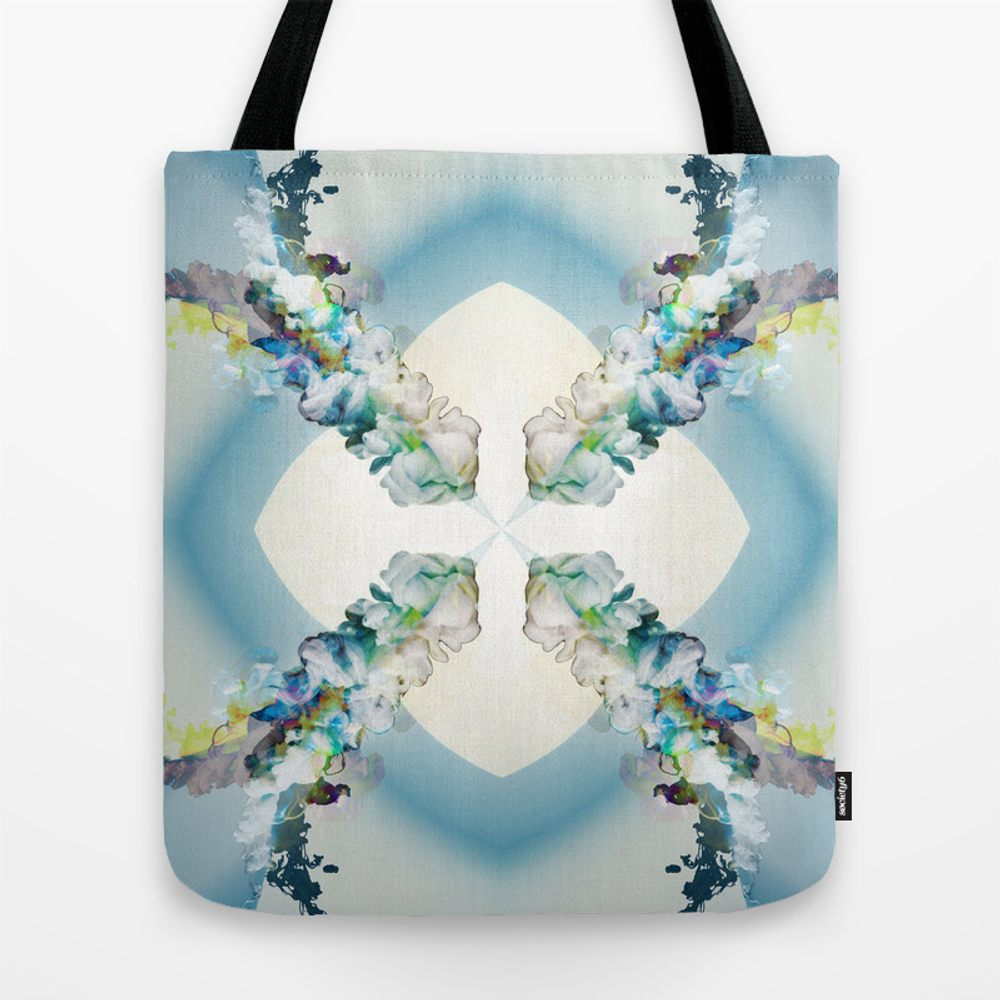 Project 71.40 - Abstract Photo-montage Tote Purse by R_sp_c (TBG9851276) photo