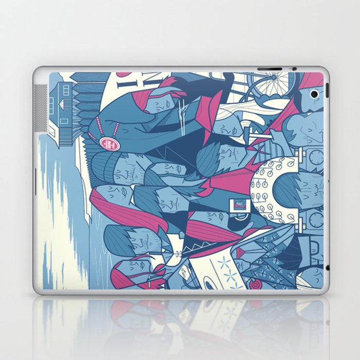 Lacuna Laptop & iPad Skin