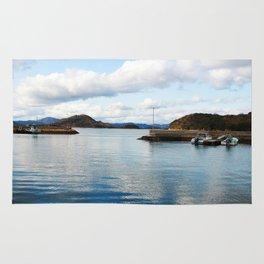 Seto Inland Sea Rug