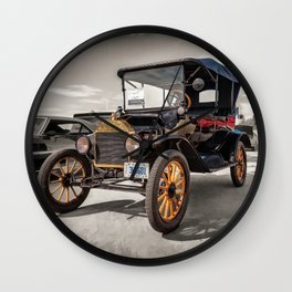 1916 Ford Model T Wall Clock