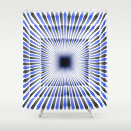 Tunnel Vision, 2360d Shower Curtain