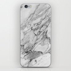 Carrara Marble iPhone & iPod Skin