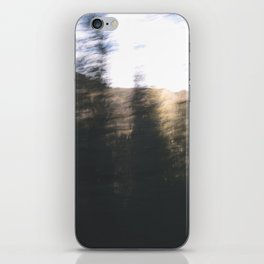 Trees Are Fast iPhone Skin