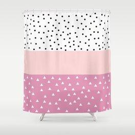 Cute & girly pattern Shower Curtain