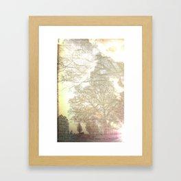 The Pickup Framed Art Print