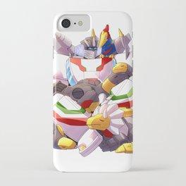 Dino Dad iPhone Case