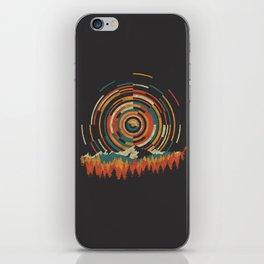 The Geometry of Sunrise iPhone Skin