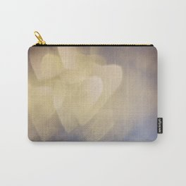My Fluttering Heart Carry-All Pouch