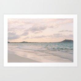 Hawaiian Skies Art Print