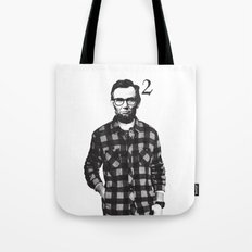Lincoln Squared Tote Bag